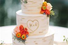 Cake ideas. / Delicious ideas that might amount to something. / by Dena Bridges