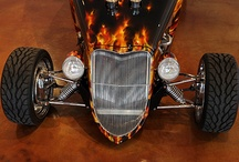 Hot Rods / Hot rods and hotrods - take your pick! / by Steve Bluhm