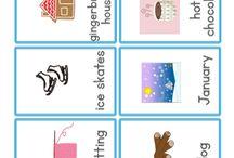 Flash Cards - worksheets4kids