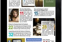 ValuedMarketer Magazine Issues Contents