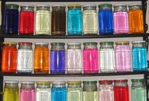 mix colours
