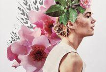 fashion art collage