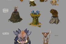Cute Animal Heroes