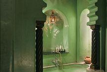 Bathrooms / by Nikki Burke