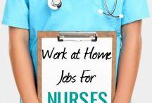 Nursing / by Maria Roach