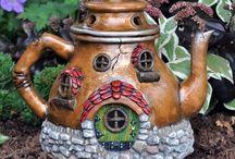 Zajímavé tvary čajových konvic