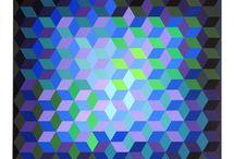 optical illusions en quilts