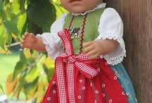 Puppen/Soielzeug