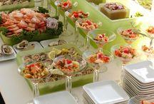 buffet style