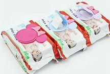 Wet Tissue Wet Wipes Baby Wipes