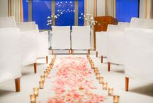 Ceremony Settings / Ceremony at the highest level in Amsterdam | Rembrandt Tower Boardroom