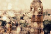 London / Anglophilia galore.