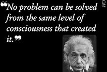 Einstein Wisdom / by Renita Odstrcil