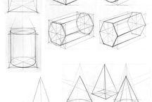 Композиция геометрия