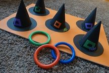 Kids Halloween Birthday Party