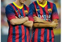 All about 'Messi and Neymar JR'