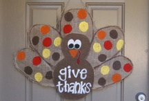 Thanksgiving / by Bonnie Reeves