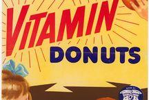 Publicidad e ilustracion vintage