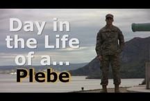 Cadet-Athletes / Take a look into what life is like as a cadet-athlete at the prestigious U.S. Military Academy