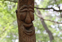 Wood/Carving/Clay / by Mary Beth Lay