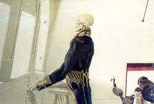 I love skulls / by Roxanne Wright