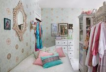 Wardrobe Closet / Where my clothes lives when they're not out and about / by Starlet {Meridian110}