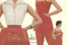 Мода 1950-60 год