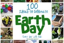 Environmentalism w/ Kids & Earth Day