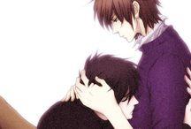 Junjou Romantica / One of my favourite yaoi manga series and anime!