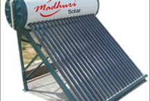 Potential and Economics of Solar Water Heating / by Madhuri Solar