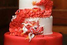Creatieve taarten