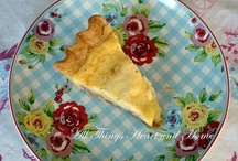 Pies & Fruit Tarts