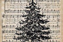 papier Boże Narodzenie