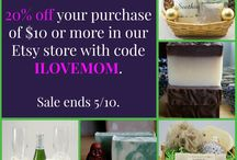 Emmet Street Creations - Deals! / We're having a sale. Check it out!