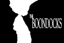 .:: Boondocks Bout It Bout It!! ::. / I have been a fan of Aaron McGruder's creation since it was a comic strip in the newspaper. People sometimes looks past the fact that the whole satire is about how we relate 2 each other's cultural differences.  / by Hinesman Zohajhae Dukes