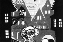 Sprookje: het Meisje met de Zwavelstokjes