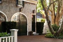 Curb Appeal and interesting ideas for the home / Some favorites we think add interest for all the right reasons. www.southerngaragedoorco.com