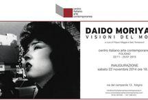 Daido Moriyana- Visioni del Mondo   #CIAC #Foligno / Mostra 22-11-2014/25-01-2015