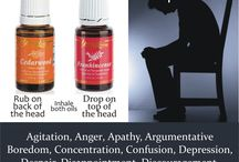 Peace, Love and Clean Livin' / Young Living Essential Oils - Member #1987307 / by L D