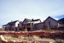 McKay Log Home Colorado