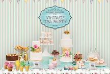 NEW Vintage Tea Party Range / The NEW Vintage Tea Party Range from Gourmet Gadgetry launching Autumn/Winter 2015.