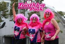 Triathlon Pink