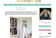 New Blog Design / Design ideas for my new blog design.