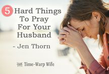 Pray for Marriage / by Lacy Fletcher