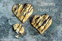 S'mores / I love s'mores, don't you? This board is for all things s'mores! (or smores)