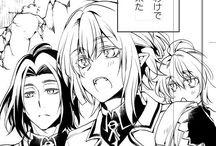 Интересные аниме и персонажи