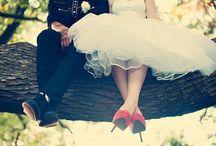 Idee per un matrimonio chic e low-cost / In questa bacheca troverete tante idee per organizza un matrimonio chic a prezzi low-cost