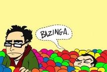 Big Bang / Big Bang Theory / by Ethan Klotz