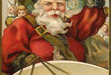 vintage christmas-jul