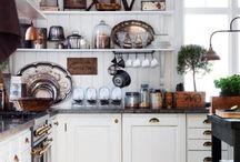 Kitchen / Kuchnia, kuchnia, jadalnia
